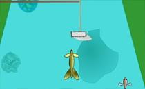 Играть онлайн Фанат рыбалки бесплатно