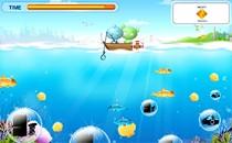 Играть онлайн Рыбалка в магазине техники для дома бесплатно