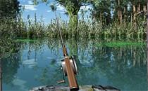Играть онлайн Рыбалка на озере 2 бесплатно