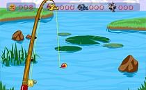 Играть онлайн Идеальная рыбалка бесплатно