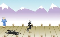 Играть онлайн Ниндзя бесплатно