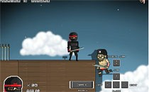 Играть онлайн Пираты против Ниндзя бесплатно