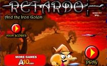 Играть онлайн Ретардо и Железный Голем бесплатно