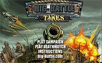 Играть онлайн Большое Танковое Сражение бесплатно