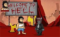 Играть онлайн Бродяга в аду бесплатно