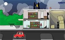 Играть онлайн КликСмерть Супермаркет бесплатно
