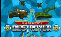 Играть онлайн Истребитель армий бесплатно