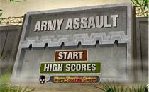 Играть онлайн Штурм Армии бесплатно