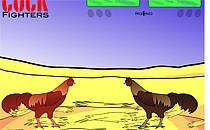 Играть онлайн Петушиные бои бесплатно