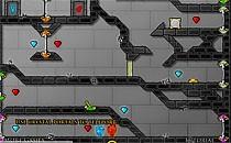 Играть онлайн Огонь и вода. Хрустальный храм бесплатно