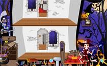 Играть онлайн Преображаем Дом к Хэллоуинну бесплатно