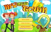 Играть онлайн Мой новый город бесплатно