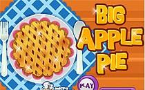 Играть онлайн Большой Яблочный пирог бесплатно