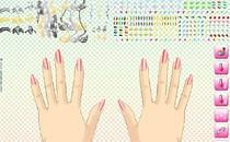 Играть онлайн Крутые ногти бесплатно
