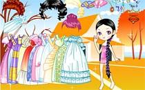 Играть онлайн Одевалка Платья для Куклы 3 бесплатно