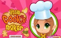 Играть онлайн Маленькие печенья бесплатно