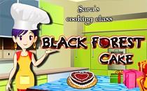 Играть онлайн Готовим шоколадный торт бесплатно