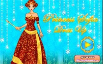 Играть онлайн Наряд для принцессы Софьи бесплатно