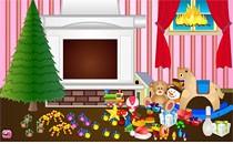 Играть онлайн Комната на Рождество бесплатно