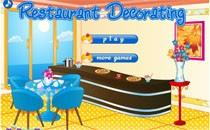 Играть онлайн Укрась ресторан бесплатно