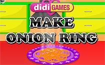 Играть онлайн Луковые кольца бесплатно