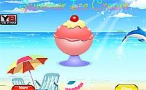 Играть онлайн Летнее мороженое бесплатно