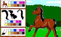 Играть онлайн Сказочный пони бесплатно