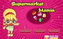Играть онлайн Супермаркет мания 4 бесплатно
