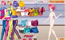 Играть онлайн Девушка в супермаркете бесплатно