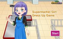Играть онлайн Милашка супермаркета бесплатно