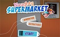 Играть онлайн Приключения в супермаркете бесплатно