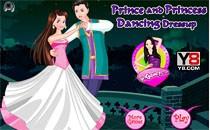 Играть онлайн Принц и принцесса бесплатно