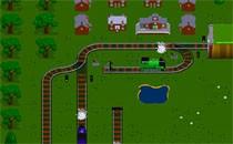 Играть онлайн Поезд Ту-Ту бесплатно