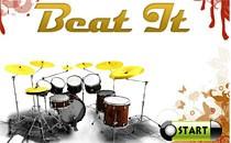 Играть онлайн Виртуальный Барабан бесплатно
