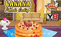 Играть онлайн Банановые блины бесплатно