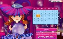 Играть онлайн Гадалка на каждый день бесплатно