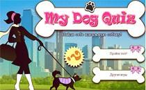 Играть онлайн Тест: твоя собака бесплатно