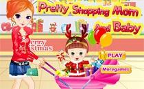 Играть онлайн Мама и Ребенок на Шоппинге бесплатно