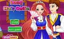 Играть онлайн Барби рапунцель бесплатно