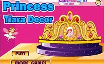 Играть онлайн Украшение для принцессы бесплатно