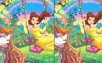 Играть онлайн Диснеевские принцессы бесплатно