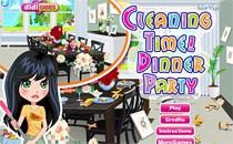 Играть онлайн Уборка перед вечеринкой бесплатно
