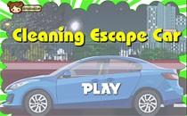 Играть онлайн Уборка в папиной машине бесплатно