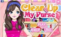 Играть онлайн Приберись в сумочке бесплатно