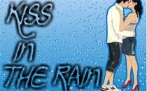 Играть онлайн Поцелуй под дождем бесплатно