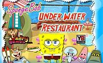 Играть онлайн Ресторан у Губки Боба 2 бесплатно