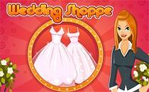 Играть онлайн Свадебный салон бесплатно
