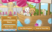 Играть онлайн Кошачье царство 2 бесплатно