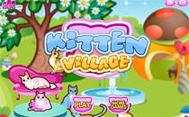 Играть онлайн Кошачий городок бесплатно