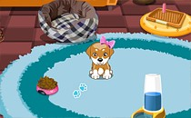 Играть онлайн Мой щенок бесплатно